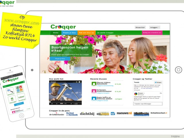 Croqqer_website